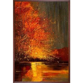 Justyna Kopania 'River' Framed Fine Art Print
