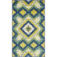 Tinsley Tribal Multi Runner Rug - 2'2 x 5'