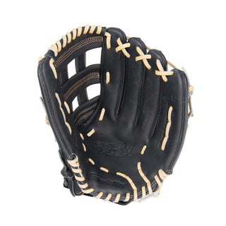 Franklin Sports 13.5-Inch Black/Camel Right Handed Thrower