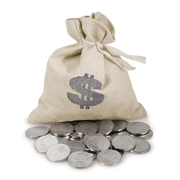 American Coin Treasures Bankers Bag of Westward Journey Nickels