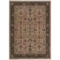 kathy ireland Antiquities Royal Countryside Cream Area Rug by Nourison