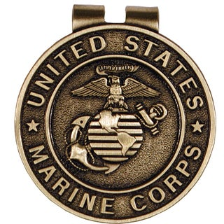 US Marine Corps Money Clip