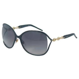 Gucci Women's 'GG 4250/S F0GVK' Oversized Sunglasses