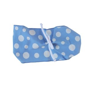 Azul Swimwear Girls 'Dippin Dots' Blue and Green Headband