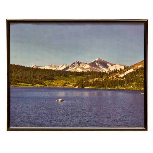 Polished Metal 11x14 Picture Frame