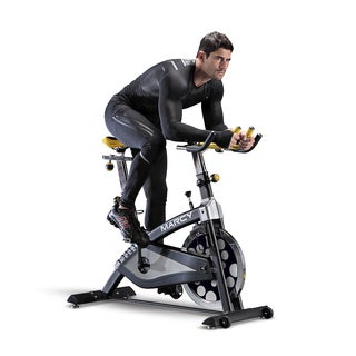 Marcy Deluxe Club Revolution Steel Exercise Bike