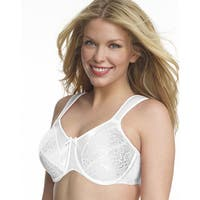 Bali Women's 'Satin Tracings' Underwire Minimizer Bra