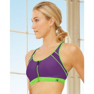 Champion The Zip Sports Bra