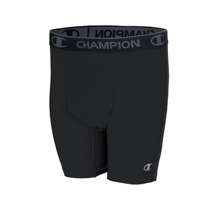 Champion Men's PowerTrain PowerFlex Solid Compression Shorts