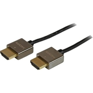 StarTech.com 2m Pro Series Metal High Speed HDMI Cable - Ultra HD 4k