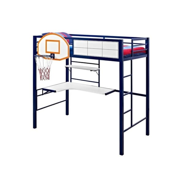 Powell All-star Basketball Bed Bunk Bed