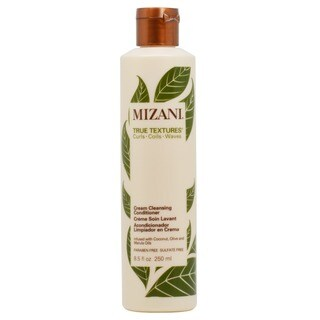 Mizani True Textures Cleansing Cream Curl Wash 8.5-ounce Conditioner