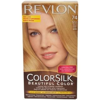 Revlon Colorsilk Beautiful Color #74 Medium Blonde Hair Color