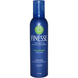 Finesse Self Adjusting Volumizing 7-ounce Mousse