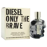Diesel Only The Brave Men's 2.5-ounce Eau de Toilette Eau de Toilette Spray (Tester)