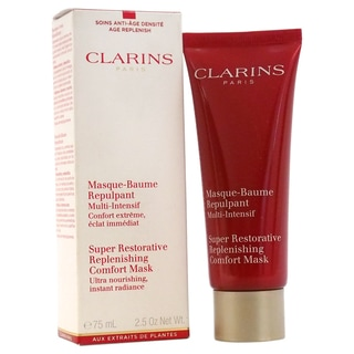 Clarins Super Restorative Replenishing Comfort 2.5-ounce Mask
