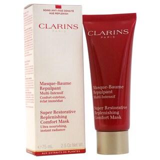 Clarins Super Restorative Replenishing Comfort 2.5-ounce Mask