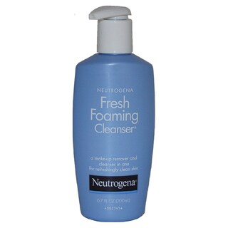 Neutrogena Fresh Foaming 6.7-ounce Cleanser