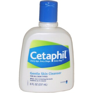 Cetaphil Gentle Skin 8-ounce Cleanser