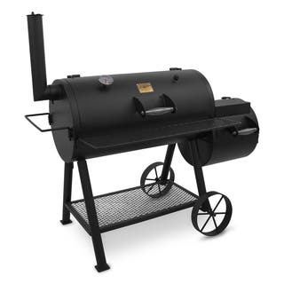 Char-Broil Highland Grill with Offset Smoker https://ak1.ostkcdn.com/images/products/9480507/P16662203.jpg?impolicy=medium