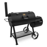 Char-Broil Highland Grill with Offset Smoker