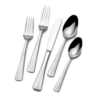 Towle Living Sadie Stainless Steel 20-piece Flatware Set
