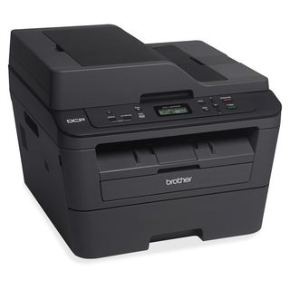 Brother DCP-L2540DW Laser Multifunction Printer - Monochrome - Plain