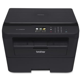 Brother HL-L2380DW Laser Multifunction Printer - Monochrome - Plain P