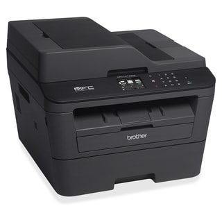 Brother MFC-L2740DW Laser Multifunction Printer - Monochrome - Plain