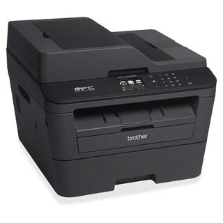 Brother MFC-L2740DW Laser Multifunction Printer - Monochrome - Duplex