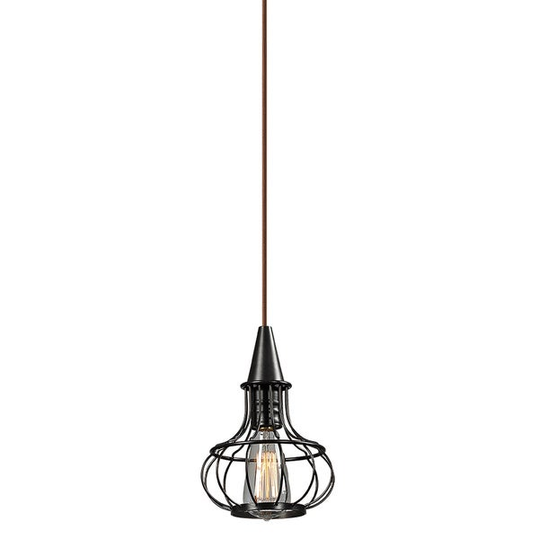 Shop Elk Lighting Yardley Single-light Oil Rubbed Bronze
