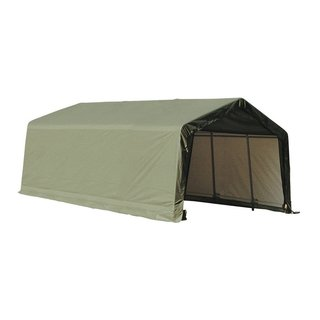 Shelterlogic 75242 Outdoor Garage Canvas Shed