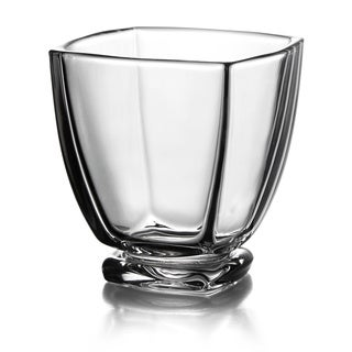Fitz and Floyd Gemini Crystal Old Fashion Glass (Set of 4)