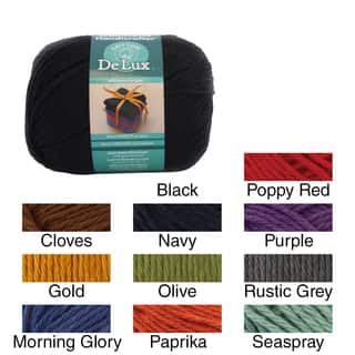 Handicrafter DeLux Cotton Yarn|https://ak1.ostkcdn.com/images/products/9480995/P16662637.jpg?impolicy=medium
