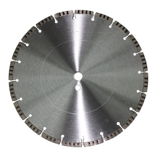 Sniper General Purpose Concrete Diamond Turbo Saw Blade