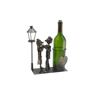WineBodies Lovers by the Lamp Post Wine Bottle Holder