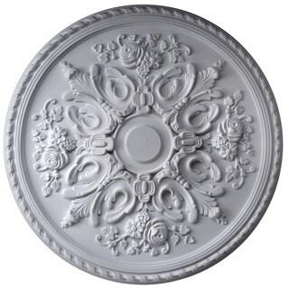 Gaudi Decor 33 Inch Round Versailles Ceiling Medallion