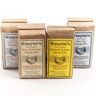 igourmet Kenyons Stone Ground Pancake Mix Collection