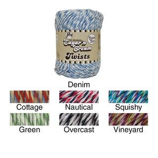 Sugar'n Cream Yarn Twists Super Size