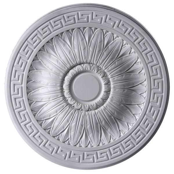 Gaudi Decor 20 Inch Round Ceiling Medallion Free