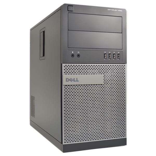 Shop Dell Optiplex 990 Intel Core i5-2500 3.3GHz 2nd Gen CPU 8GB RAM ... aef0987caa84