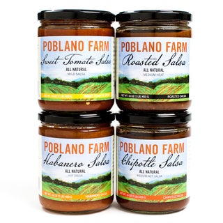 igourmet Poblano Farms Salsa Collection