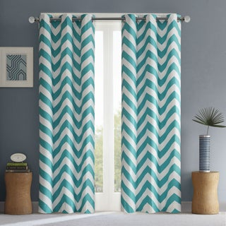 Porch & Den Carytown Dooley Curtain Panel Pair (More options available)