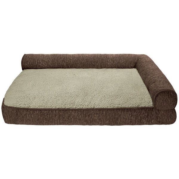 Bonsai Toby Right Angle Bolster Pet Bed