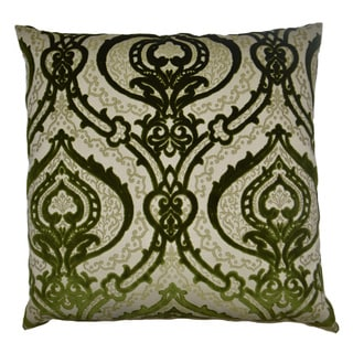 Couture Feather Filled 24-inch Throw Pillow