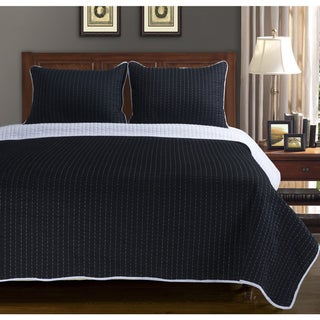 Superior Harley Cotton 3-piece Quilt Set