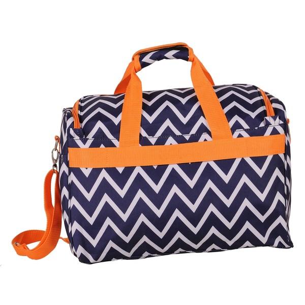 25b5e52bd657 Shop Jenni Chan Aria Madison 18-inch Carry On City Duffel Bag - Free ...