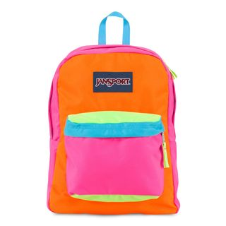 Neon Backpacks For Girls | Crazy Backpacks