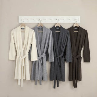Metropolitan Home Cashmere Robe in a Gift Box