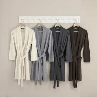 Metropolitan Home Cashmere Robe in a Gift Box|https://ak1.ostkcdn.com/images/products/9481382/P16663058.jpg?impolicy=medium